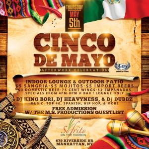 Free Cinco De Mayo Party