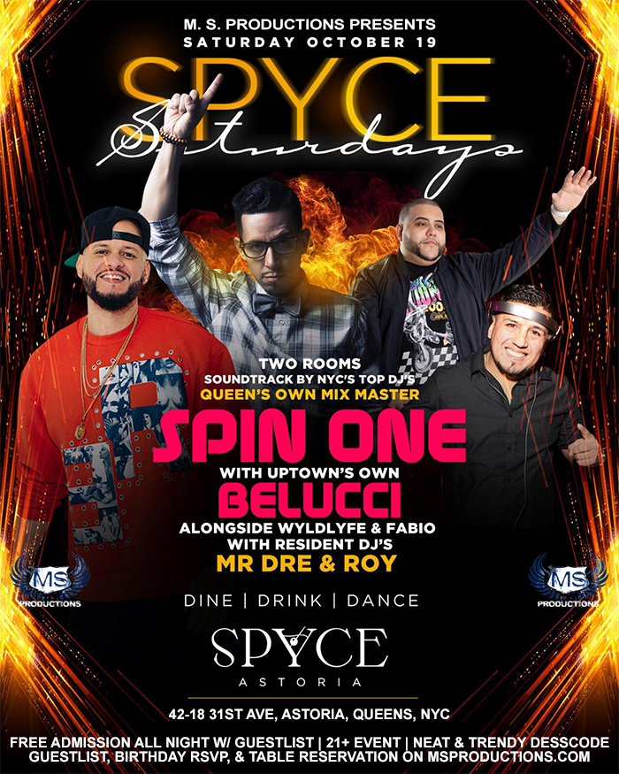 Spyce Astoria Queens NYC